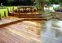 Decking Cleaning Hampshire  image